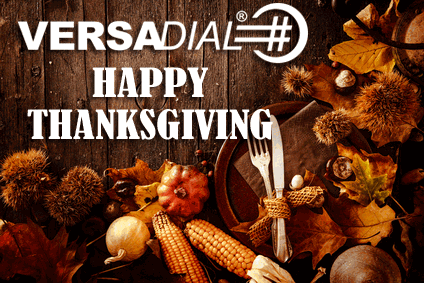 Happy Thanksgiving - 2017